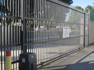 Commercial Slide Gate Operator San Marcos TX