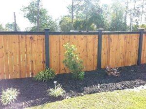 Wood Fence - San Marcos TX